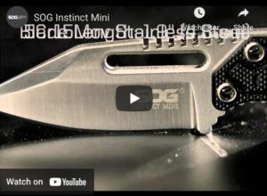 SOG Instinct Mini