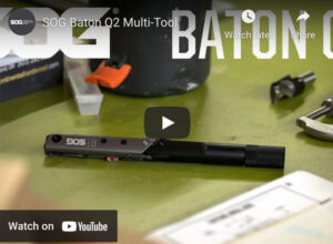 SOG Baton Multi Tools