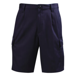 LION StationWear Pleated Traditional Shorts