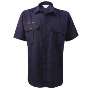 LION Stationwear Battalion Short-Sleeved Shirt