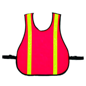Mesh Safety Vest with Reflective Stripes