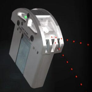 Ladder Light Illuminating End Caps
