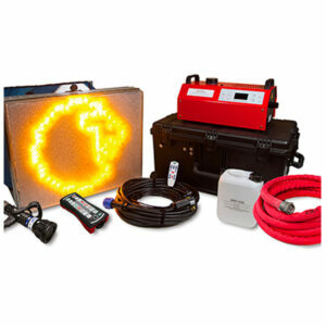 LION Attack Digital Fire Training System